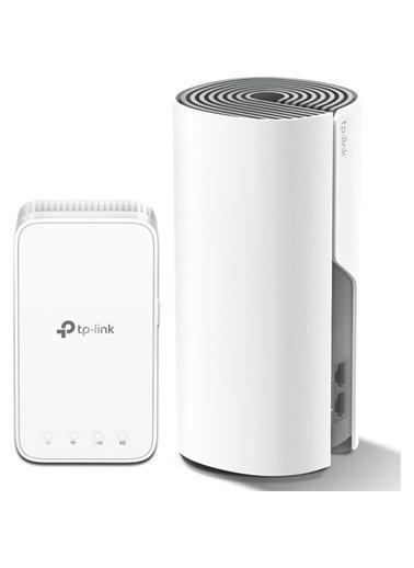 TP-LINK TP-Link Deco E3 AC 1200 Mbps Mesh Tüm Ev Wi-Fi Sistemi ( 2 Adet ) Renkli